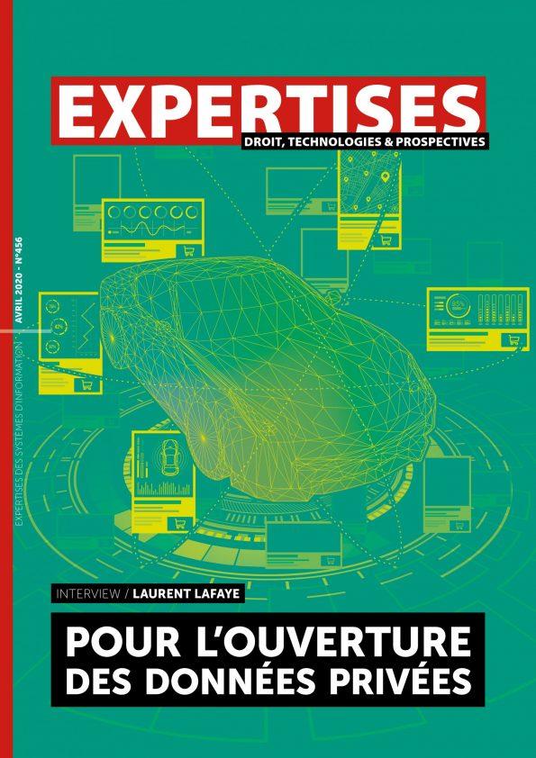 """EXPERTISES N°456 - avril 2020 - Pour l'ouverture<br>des données privées / Laurent Lafaye"""" title=""""EXPERTISES N°456 – avril 2020 – Pour l'ouverture<br>des données privées / Laurent Lafaye"""" description=""""EXPERTISES N°456 – avril 2020-  Pour l'ouverture<br>des données privées / Laurent Lafaye""""></div> <div class="""