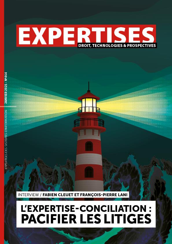 couverture Expertises numéro 464